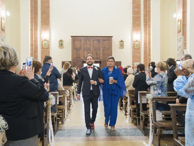 Il matrimonio di Gabriele e Valentina a Argenta, Ferrara 23