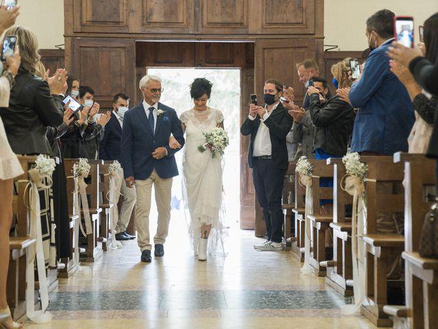 Il matrimonio di Gabriele e Valentina a Argenta, Ferrara 24
