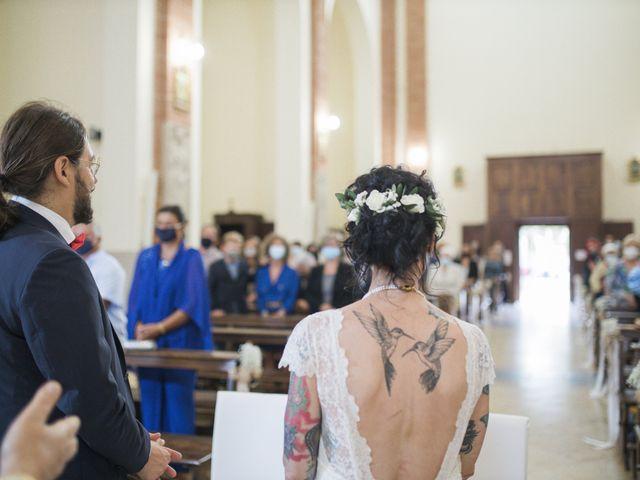 Il matrimonio di Gabriele e Valentina a Argenta, Ferrara 25