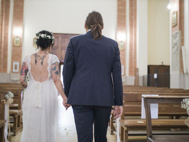 Il matrimonio di Gabriele e Valentina a Argenta, Ferrara 32