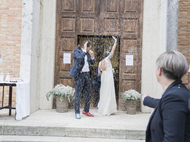 Il matrimonio di Gabriele e Valentina a Argenta, Ferrara 33