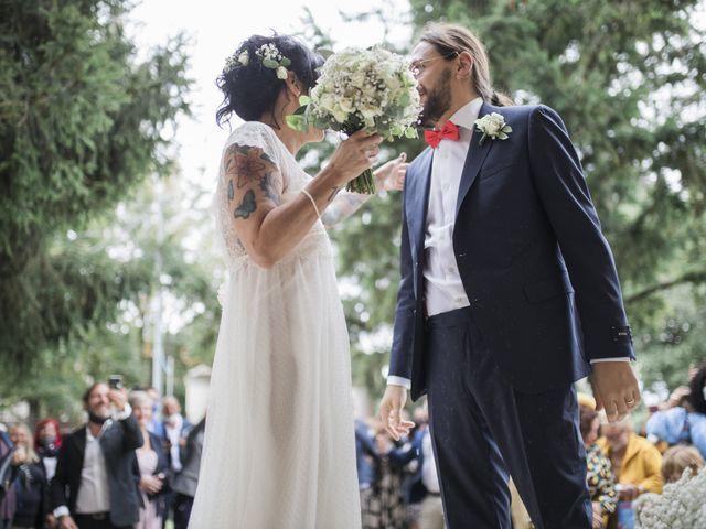 Il matrimonio di Gabriele e Valentina a Argenta, Ferrara 34