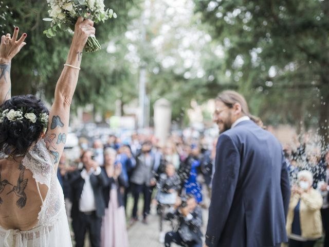 Il matrimonio di Gabriele e Valentina a Argenta, Ferrara 35
