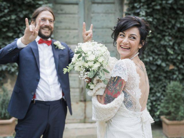 Il matrimonio di Gabriele e Valentina a Argenta, Ferrara 40