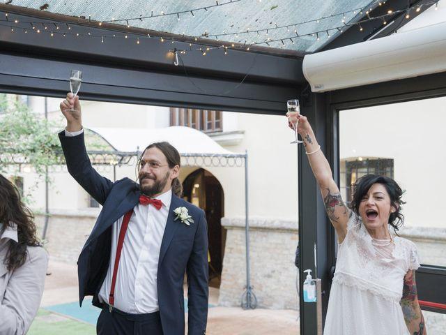 Il matrimonio di Gabriele e Valentina a Argenta, Ferrara 42