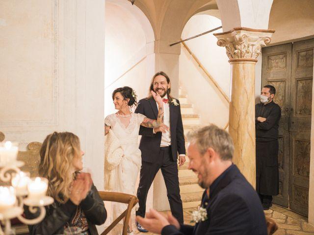 Il matrimonio di Gabriele e Valentina a Argenta, Ferrara 62