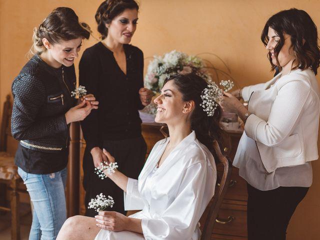 Il matrimonio di Matteo e Martina a Veroli, Frosinone 4