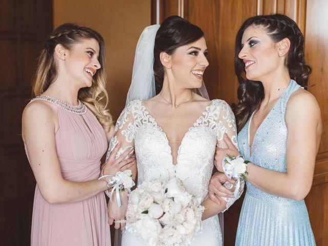 Il matrimonio di Matteo e Martina a Veroli, Frosinone 14