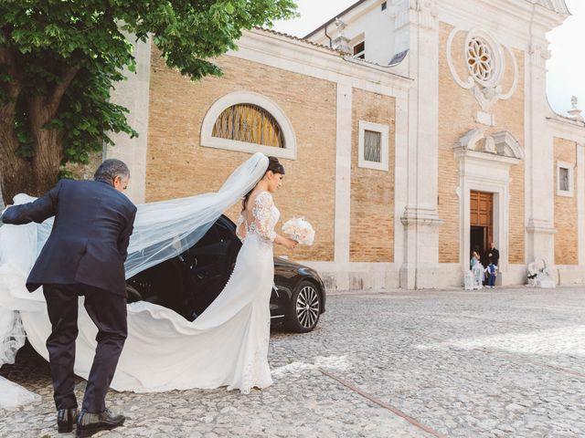 Il matrimonio di Matteo e Martina a Veroli, Frosinone 16