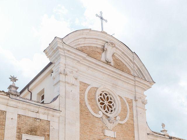 Il matrimonio di Matteo e Martina a Veroli, Frosinone 17