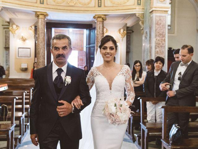Il matrimonio di Matteo e Martina a Veroli, Frosinone 18