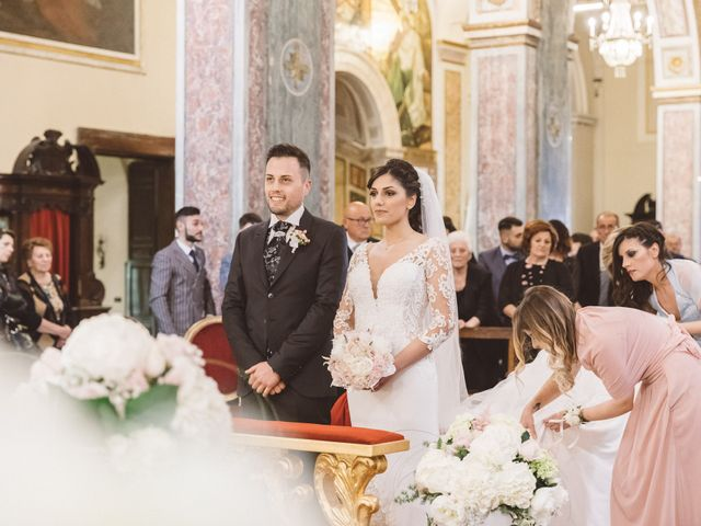 Il matrimonio di Matteo e Martina a Veroli, Frosinone 19