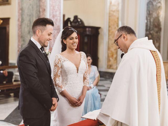 Il matrimonio di Matteo e Martina a Veroli, Frosinone 20