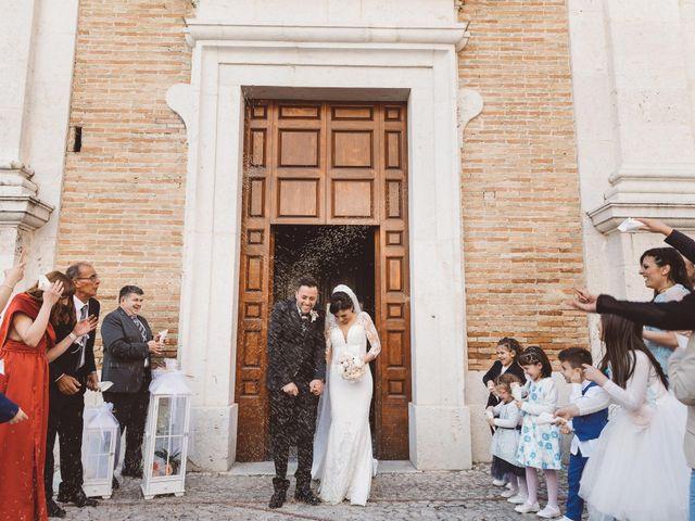 Il matrimonio di Matteo e Martina a Veroli, Frosinone 22