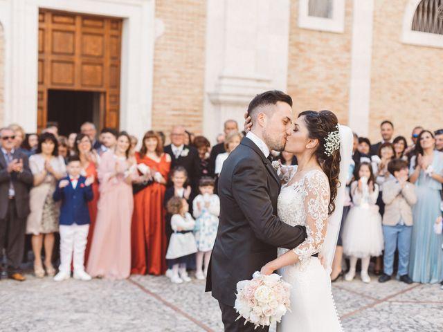 Il matrimonio di Matteo e Martina a Veroli, Frosinone 23