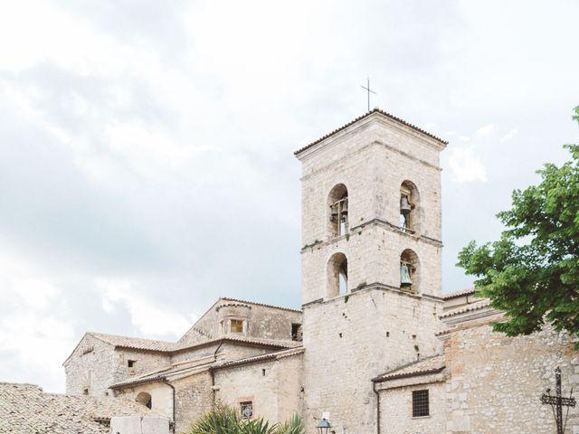 Il matrimonio di Matteo e Martina a Veroli, Frosinone 24