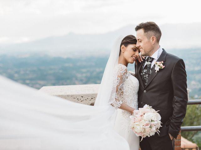 Il matrimonio di Matteo e Martina a Veroli, Frosinone 25