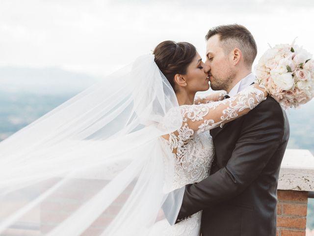 Il matrimonio di Matteo e Martina a Veroli, Frosinone 1