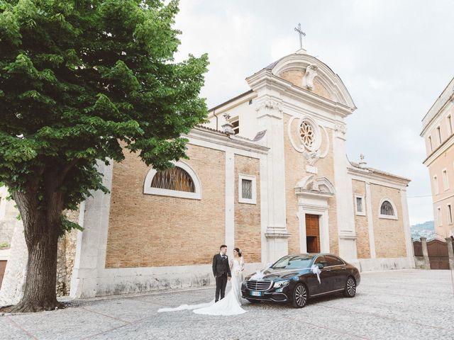 Il matrimonio di Matteo e Martina a Veroli, Frosinone 26