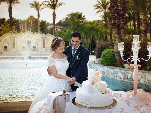 Il matrimonio di Maria Concetta e Gianluca a Piedimonte Etneo, Catania 19