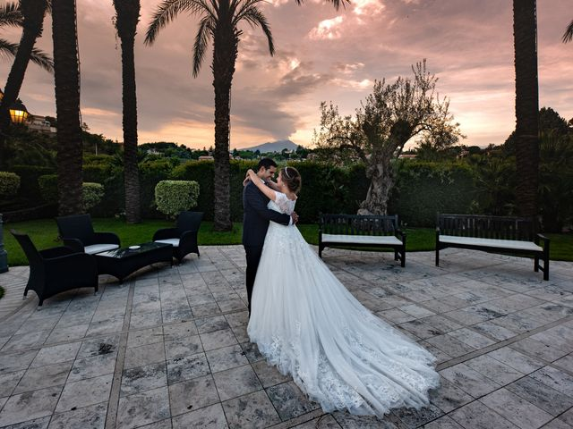 Il matrimonio di Maria Concetta e Gianluca a Piedimonte Etneo, Catania 20