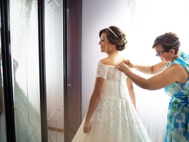 Il matrimonio di Maria Concetta e Gianluca a Piedimonte Etneo, Catania 32
