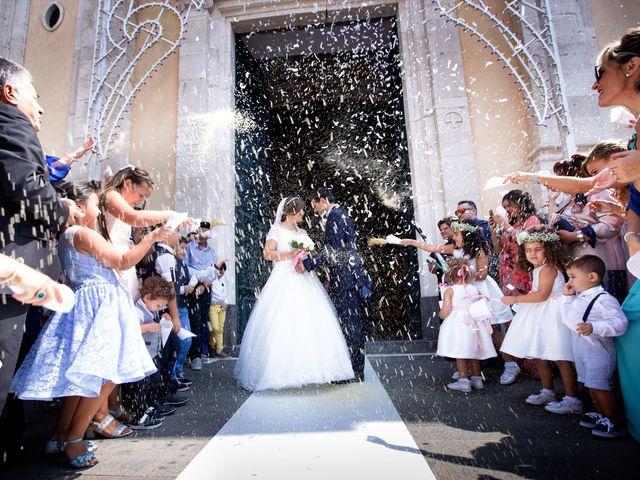 Il matrimonio di Maria Concetta e Gianluca a Piedimonte Etneo, Catania 39