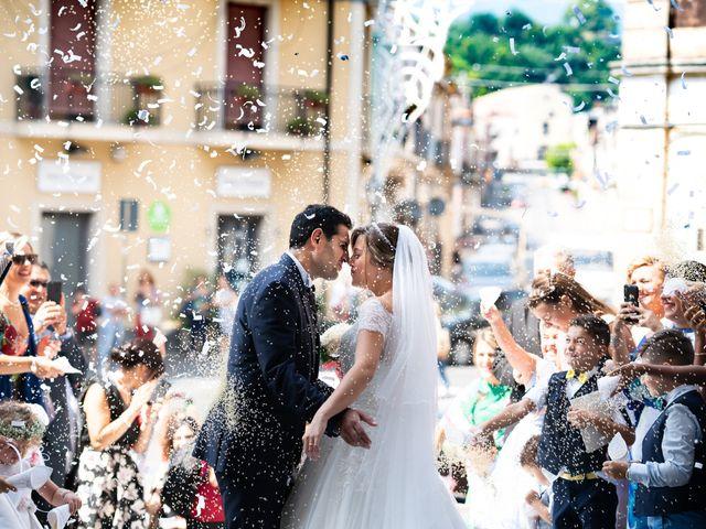 Il matrimonio di Maria Concetta e Gianluca a Piedimonte Etneo, Catania 42
