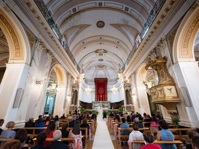 Il matrimonio di Maria Concetta e Gianluca a Piedimonte Etneo, Catania 51