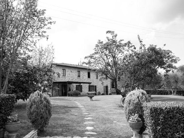 Il matrimonio di Renato e Elisa a Siena, Siena 1