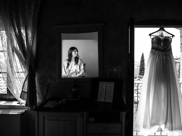 Il matrimonio di Renato e Elisa a Siena, Siena 4