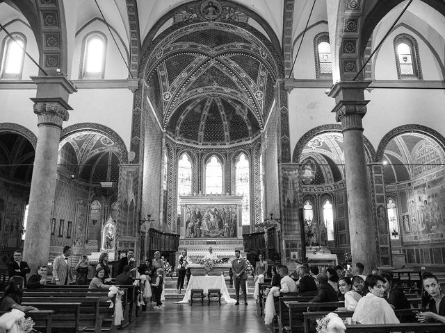 Il matrimonio di Renato e Elisa a Siena, Siena 15