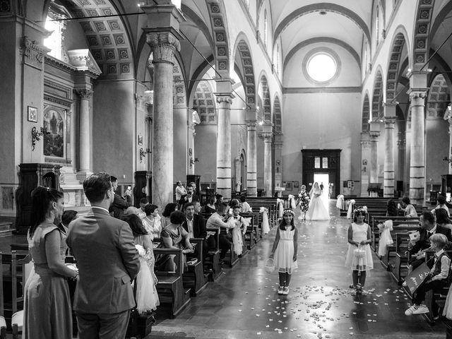 Il matrimonio di Renato e Elisa a Siena, Siena 17