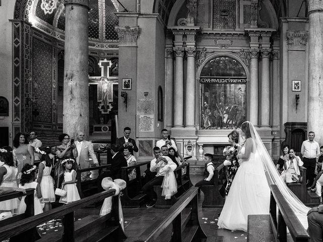 Il matrimonio di Renato e Elisa a Siena, Siena 18