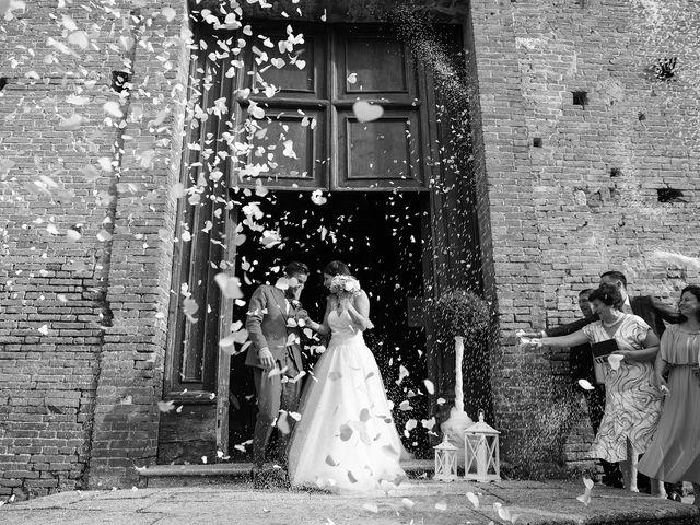 Il matrimonio di Renato e Elisa a Siena, Siena 23