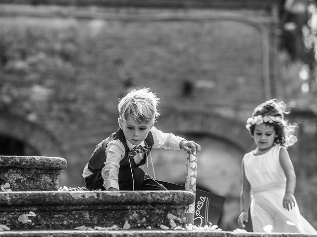 Il matrimonio di Renato e Elisa a Siena, Siena 26