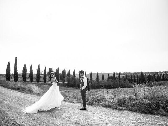 Il matrimonio di Renato e Elisa a Siena, Siena 36