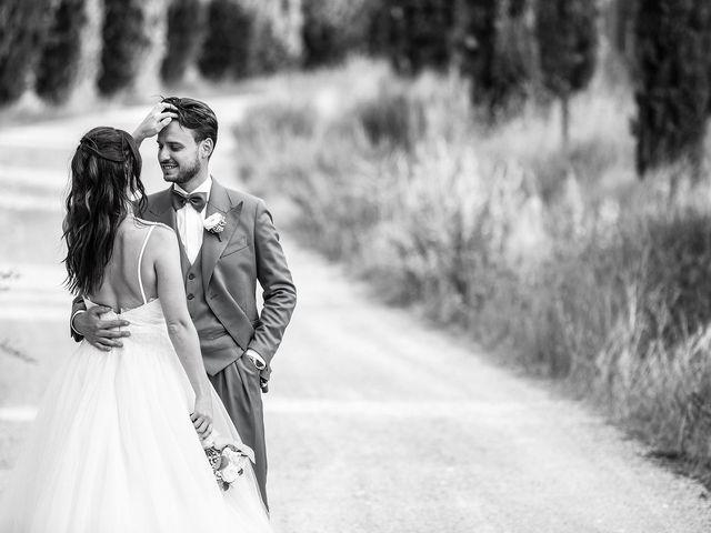 Il matrimonio di Renato e Elisa a Siena, Siena 37