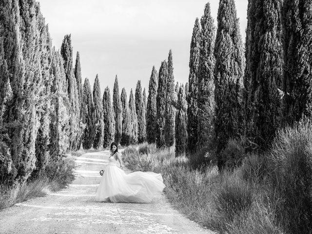 Il matrimonio di Renato e Elisa a Siena, Siena 38