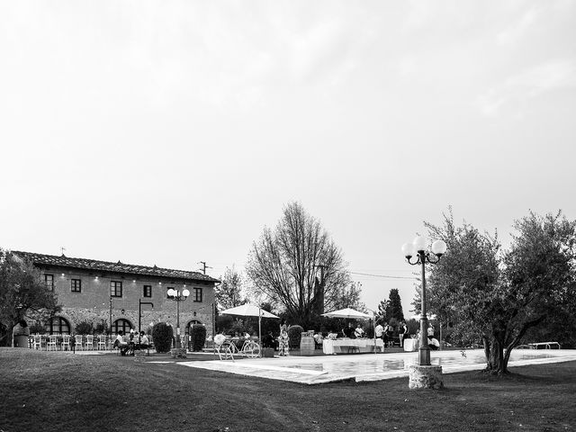 Il matrimonio di Renato e Elisa a Siena, Siena 41
