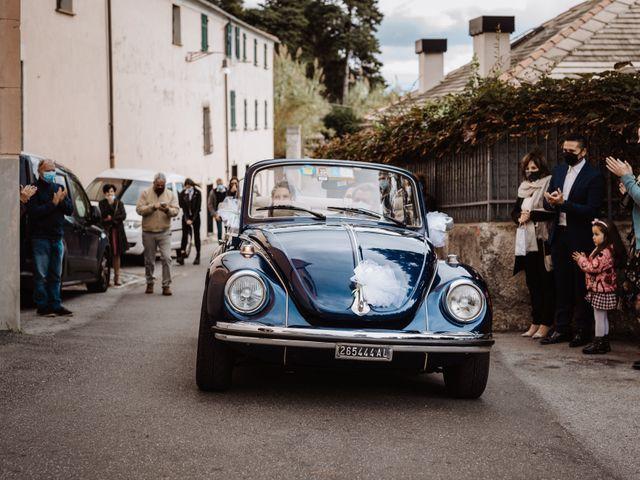 Il matrimonio di Federico e Simona a Arenzano, Genova 28
