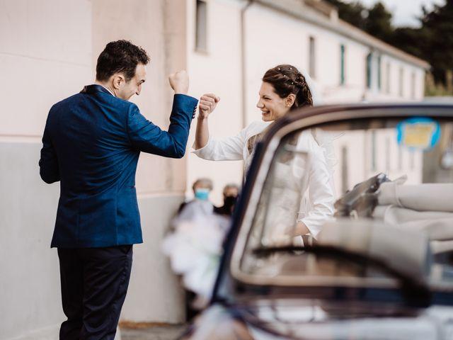 Il matrimonio di Federico e Simona a Arenzano, Genova 32