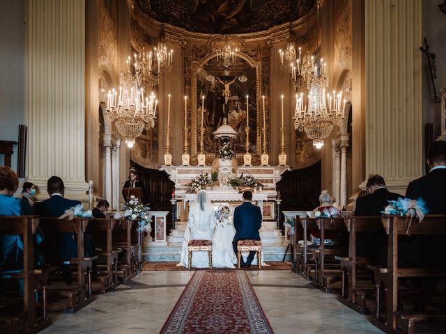 Il matrimonio di Federico e Simona a Arenzano, Genova 34