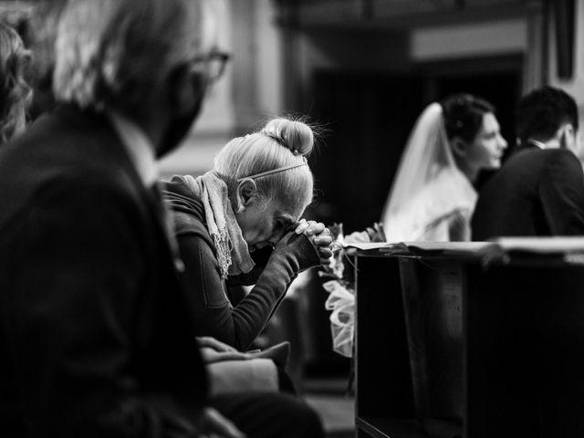 Il matrimonio di Federico e Simona a Arenzano, Genova 35