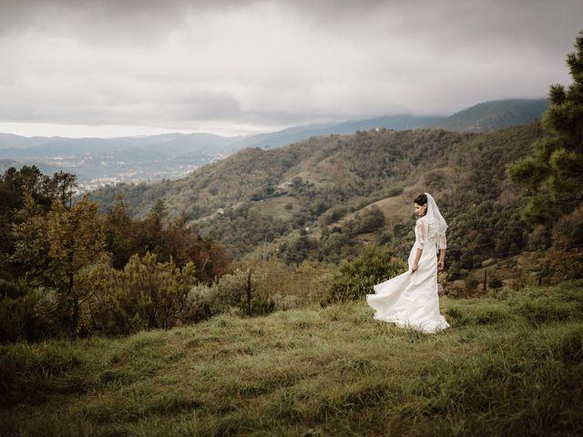Il matrimonio di Federico e Simona a Arenzano, Genova 44