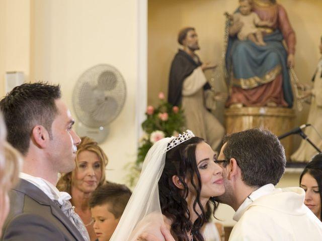 Il matrimonio di Maria e Maurizio a Torregrotta, Messina 14