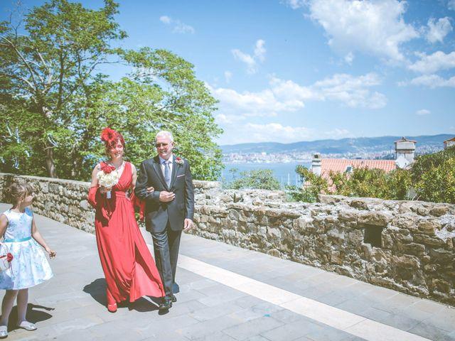 Il matrimonio di Gabriele e Raffaella a Trieste, Trieste 20