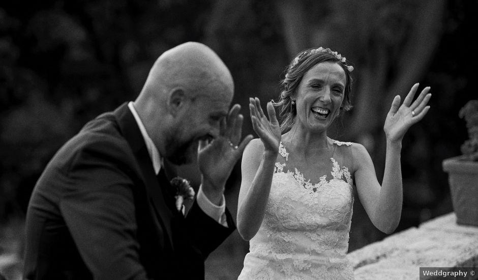 Il matrimonio di Renato e Silvia a Longare, Vicenza