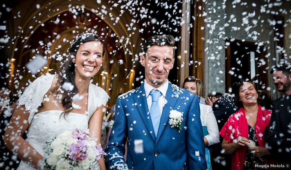 Il matrimonio di Nicola e Laura a Talamona, Sondrio