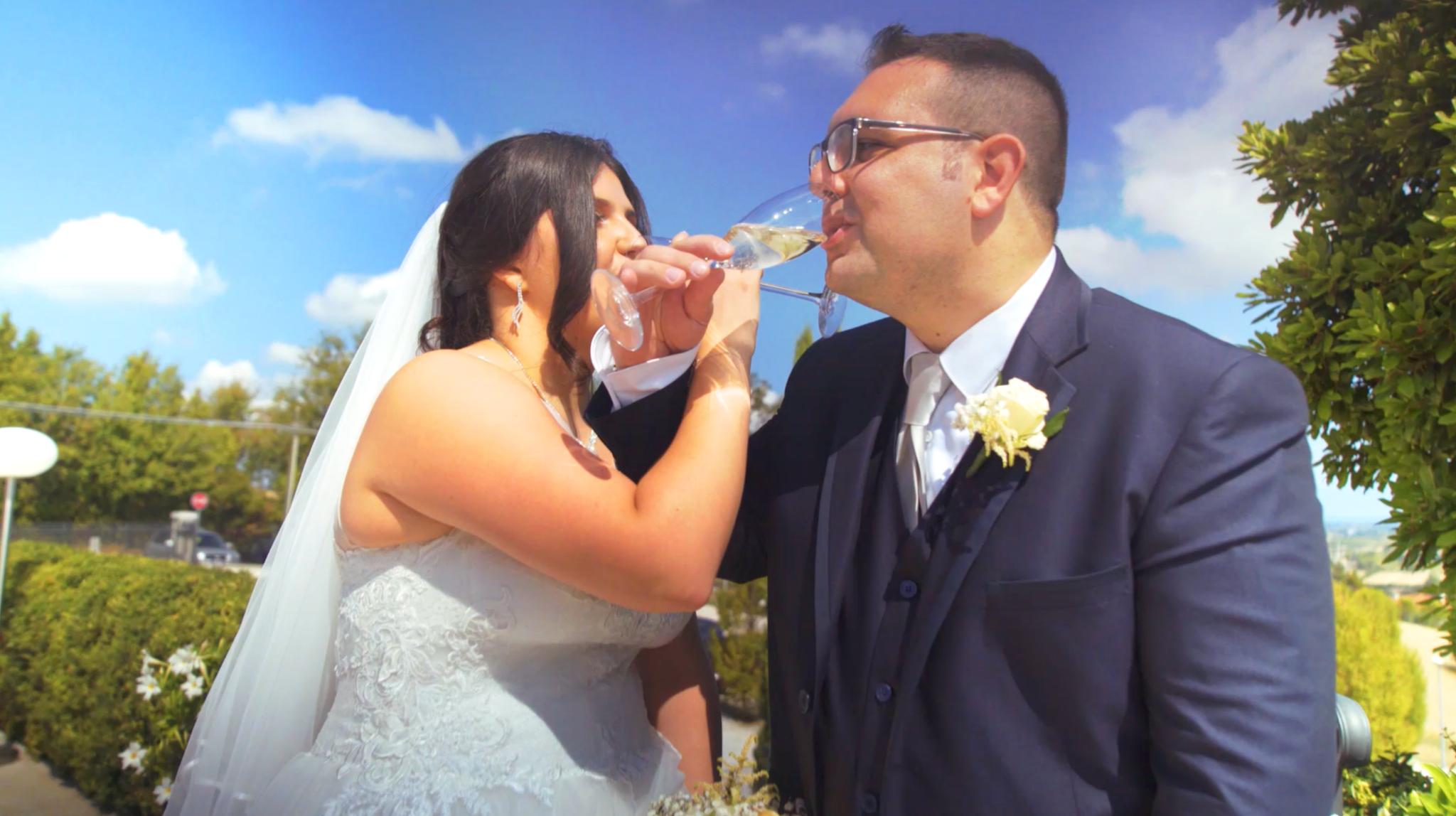 Il matrimonio di Pasquale e Ejona a Rimini, Rimini